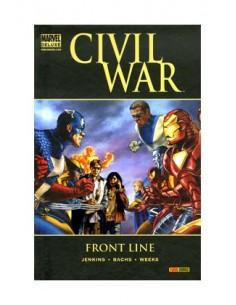 CIVIL WAR: FRONT LINE...