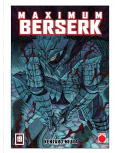 MAXIMUM BERSERK Nº 19