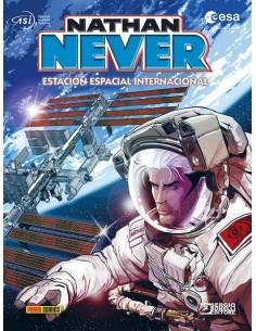 NATHAN NEVER. ESTACION...