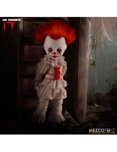 Figura Pennywise It 2017 Living Dead Dolls 25cm