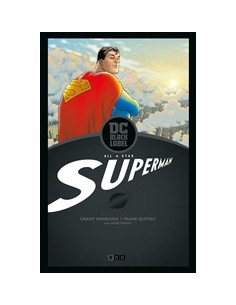 ALL-STAR SUPERMAN BLACK LABEL