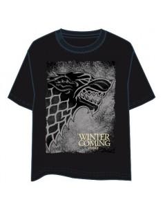 Camiseta Stark Juego de Tronos adulto