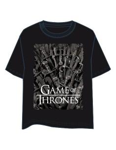 Camiseta Swords Juego de Tronos adulto