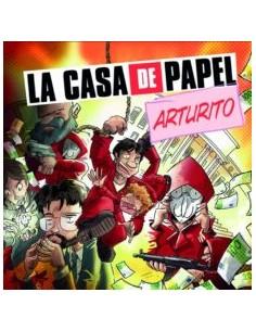 LA CASA DE PAPEL: ARTURITO