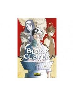 BLACK CLOVER Nº 17