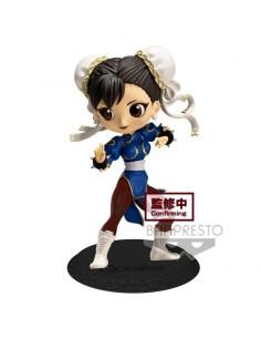 Figura Chun Li Street Fighter Q Posket A 14cm
