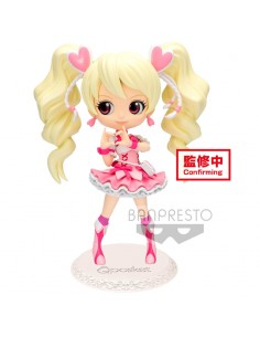 Figura Cure Peach Fresh Pretty Cure Q posket B 14cm