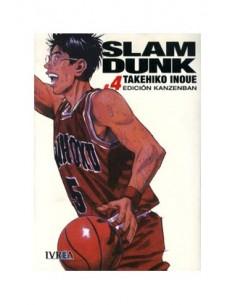 SLAM DUNK EDICION KANZENBAN 04