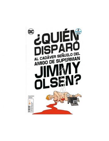 JIMMY OLSEN, EL AMIGO DE SUPERMAN 02...