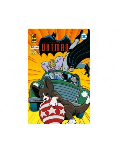 LAS AVENTURAS DE BATMAN 20