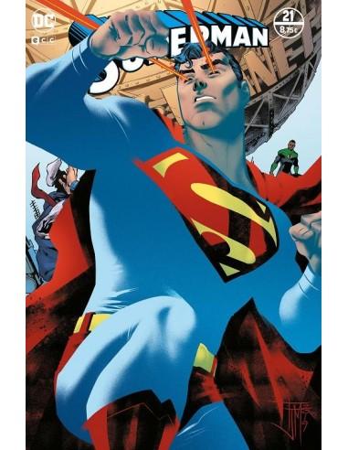 SUPERMAN 21 / 100 ( ED LIMITADA 1000...