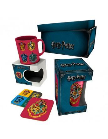 Caja regalo Crests Harry Potter