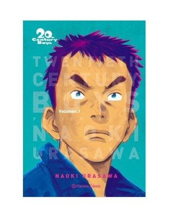 20TH CENTURY BOYS VOL. 01