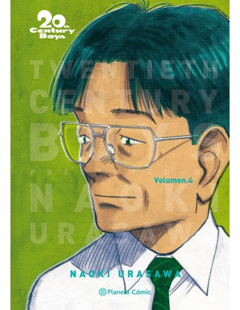 20TH CENTURY BOYS VOL. 04