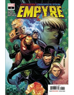 MARVEL EMPYRE 1 (OF 6)