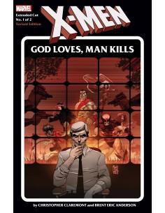 MARVEL X-MEN GOD LOVES MAN...
