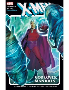 MARVEL X-MEN GOD LOVES MAN...