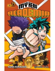MY HERO ACADEMIA Nº 23