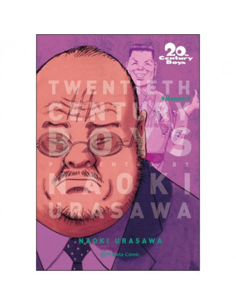 20TH CENTURY BOYS VOL. 07