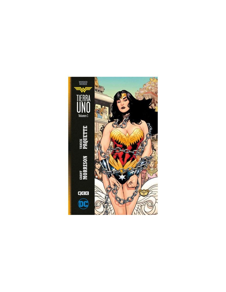 Wonder Woman: Tierra uno vol. 01