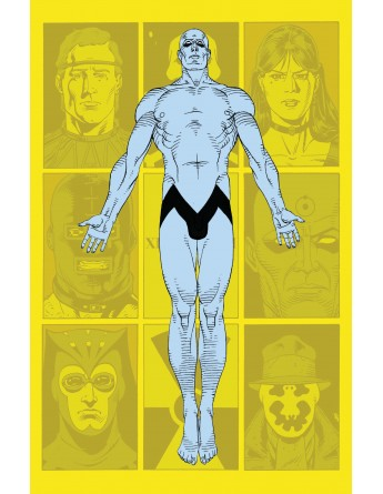 Watchmen (Edición deluxe)...