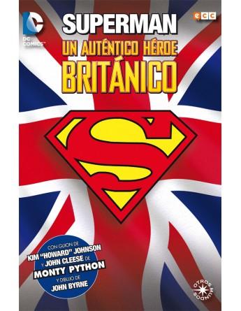 SUPERMAN UN AUTENTICO HEROE...