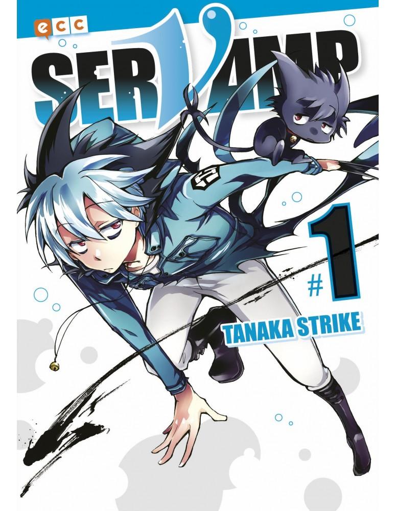 Servamp 01 (Segunda edición)