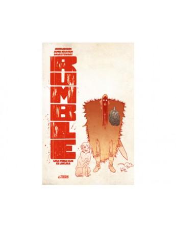 RUMBLE TOMO  02: UNA PENA...
