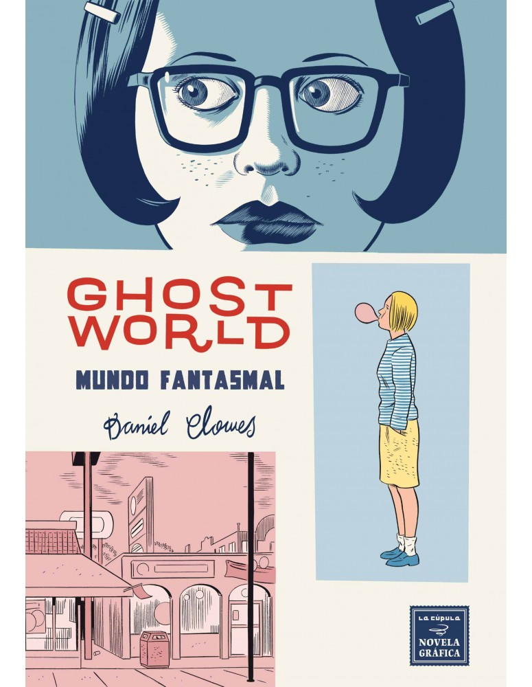 GHOST WORLD 13ª EDICIÓN