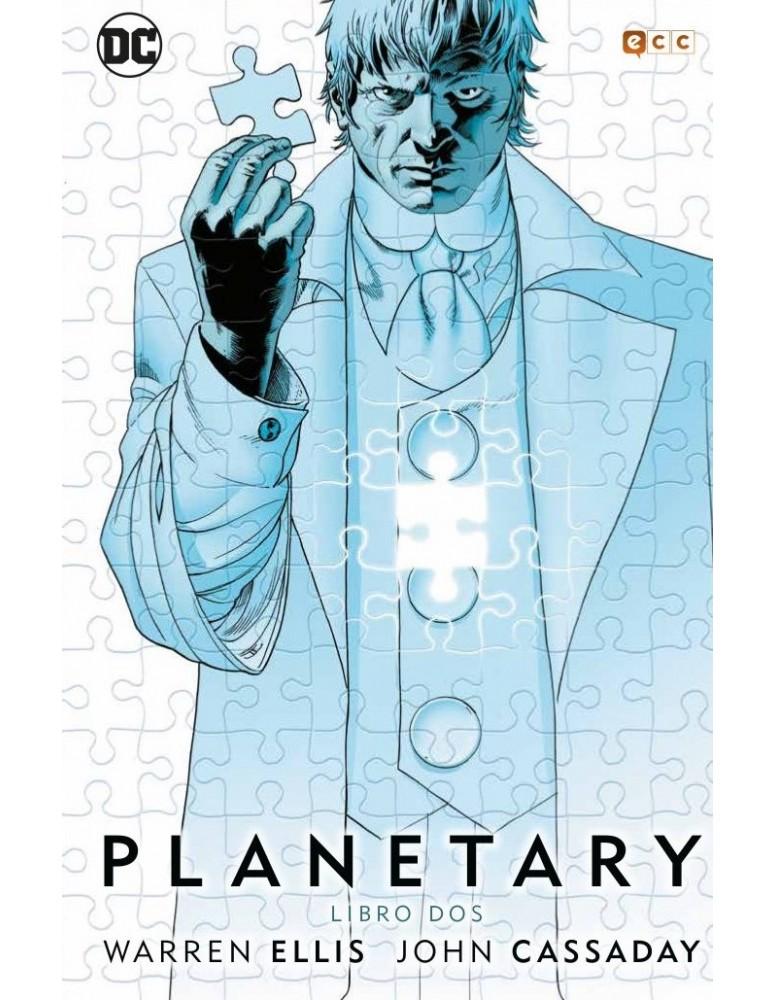 PLANETARY LIBRO 02 DE 2
