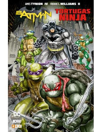 Batman/Tortugas Ninja 1