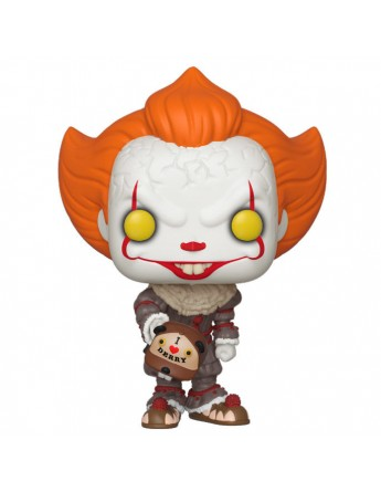 Figura POP IT Chapter 2 Pennywise with Beaver Hat