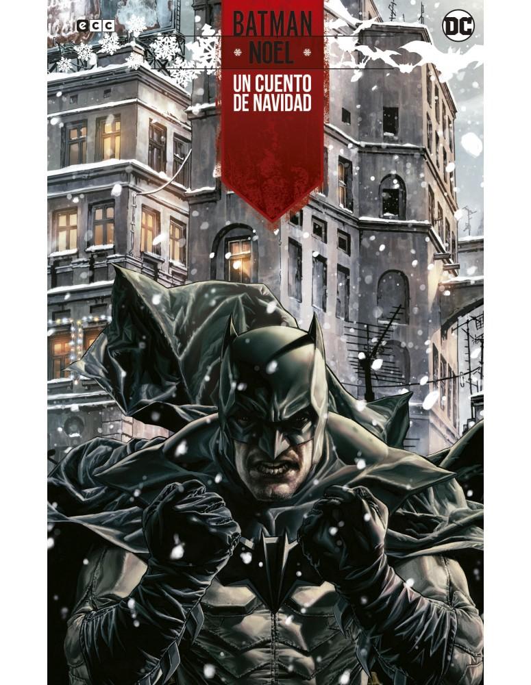 Batman: Noel - Un cuento de Navidad...