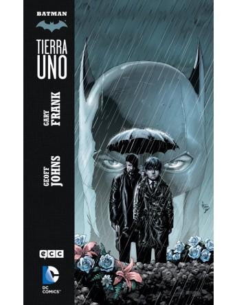 BATMAN TIERRA UNO (CUARTA...