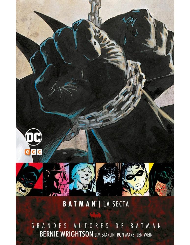 Grandes autores de Batman: Bernie...