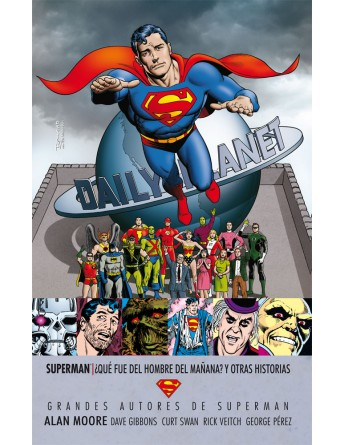 Grandes autores Superman:...