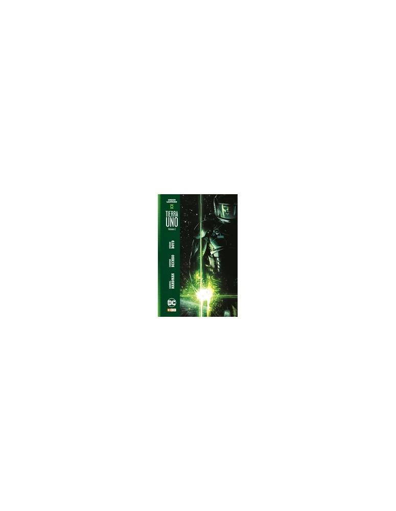 Green Lantern: Tierra uno vol. 01...