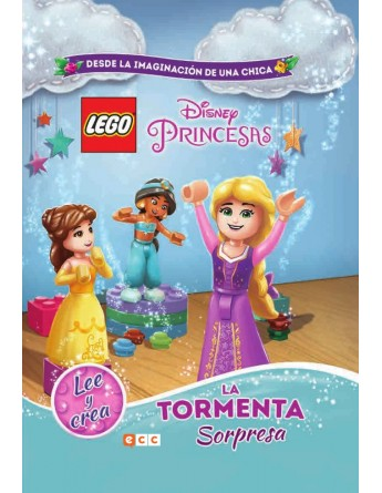 LEGO Disney Princess. La...