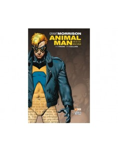 ANIMAL MAN VOL. 03 DE 3...