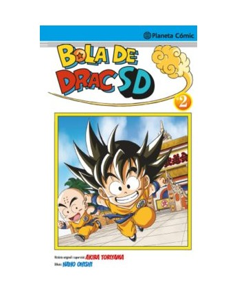 BOLA DE DRAC SD Nº 02