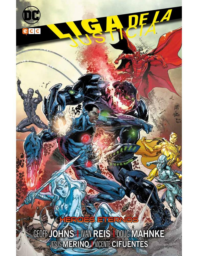 Liga de la Justicia: Héroes eternos