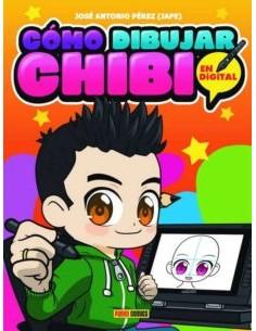 COMO DBUJAR CHIBI. EN DIGITAL
