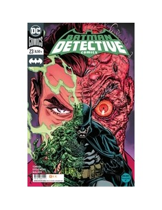 BATMAN: DETECTIVE COMICS 23