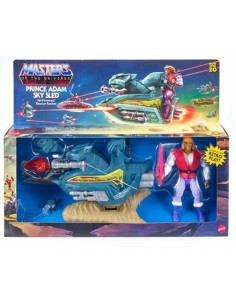 SET PRINCE ADAM + SLED...