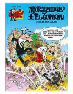 OLE MORTADELO 214. ¡FELICES...
