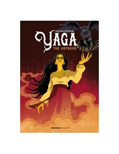 YAGA: THE ARTBOOK