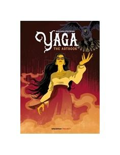 YAGA: THE ARTBOOK