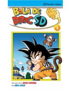 BOLA DE DRAC SD Nº 04