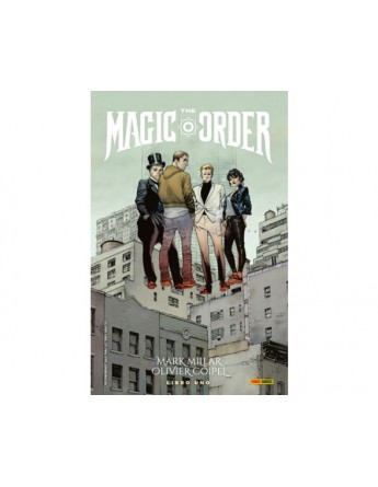 THE MAGIC ORDER 01