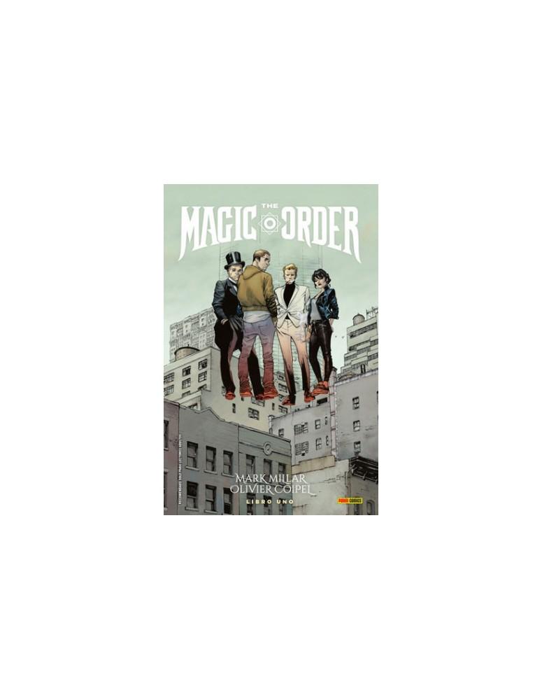 THE MAGIC ORDER 01